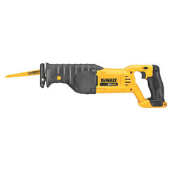 Click here to see Dewalt DCS380B Dewalt DCS380B Orbital Reciprocating Saw, 20 V, Li-Ion, 1-1/8
