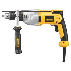 Click here to see Dewalt DWD520K Dewalt DWD520K Hammer Drill Kit, 120 V, 10 A, 980 W, 1/2in Keyed Chuck
