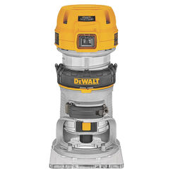Click here to see Dewalt DWP611 Dewalt DWP611 Compact Router, 120 V, 7 A, 1-1/4 hp, 16000 - 27000 rpm