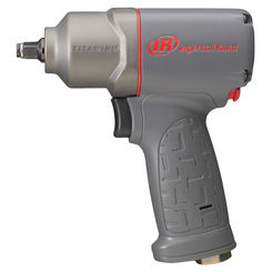 Click here to see Ingersoll-Rand 2115TIMAX Ingersoll-Rand 2115TIMAX Industrial Duty Air Impact Wrench, 3/8 in, 15000 rpm, 1500 bpm, 4 cfm