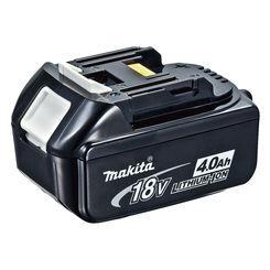 Click here to see Makita BL1840 Makita BL1840 Lithium Battery, 18 V, 4 Ah, 120 V 26 min Charge