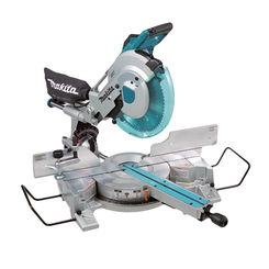 Click here to see Makita LS1216L Makita LS1216L Double Bevel Sliding Compound Corded Miter Saw with Laser Marker, 120 V, 15 A