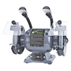 Click here to see Richpower GBG600L Richpower GBG600L Bench Grinders, 6 Inch - With Light