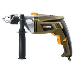 Click here to see Rockwell RC3136 Rockwell RC3136 Corded Hammer Drill, 120 V, 7 A, 1/2 in Keyed Chuck, 0 - 2800 rpm