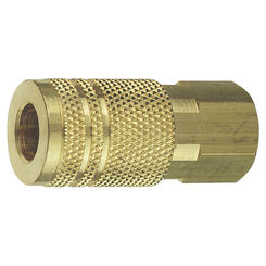 Click here to see Tru-Flate 13-537 Tru-Flate 13-537 Air Line Coupler, 3/8 in, FNPT, 300 psi