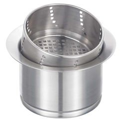 Click here to see Blanco 441232 Blanco 441232 Stainless Steel 3-in-1 Disposal Flange