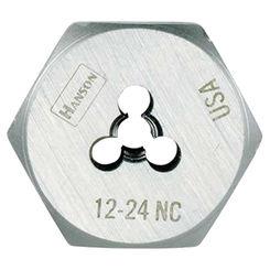 Click here to see Irwin 9324 Hanson 9324 Machine Screw Hexagonal Die, NO 8-32 NC, 1\