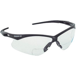 Click here to see Jackson 3013306 Jackson Safety 3013306 Safety Glasses, Nemis Rx, Clear, 1.5X