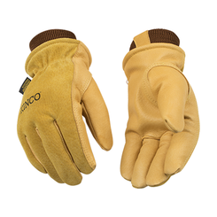 Click here to see Kinco 94HK-M Kinco 94HK-M Medium Grain Pigskin Leather Gloves