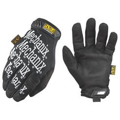 Click here to see Mechanix MG-05-008 MECHANIX MG-05 Mechanic Gloves, Size 8, Small, Clarino Synthetic Leather, Black