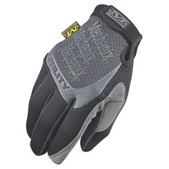 Click here to see Mechanix H15-05-008 Mechanix Wear H15-05 Breathable Utility Gloves, Size 8, Small, Dura Fit Synthetic Leather, Black