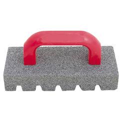 Click here to see Norton 87795 Norton 87795 Fluted Rubbing Brick, 8\