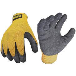 Click here to see DeWalt DPG70XL Dewalt DPG70XL Gloves, Rubber Coated, XLarge