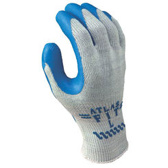 Click here to see Showa Atlas 300XL-10.RT Atlas Fit 300XL-10.RT Ergonomic Industrial Protective Gloves, X-Large, Gray, Poly Cotton Lining
