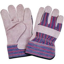 Click here to see Diamondback SPAB Diamondback SPAB Gloves, Work, Men\'s, Leather, Split Palm