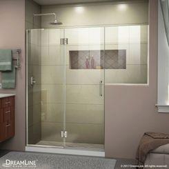 Click here to see DreamLine D1273634-04 DreamLine Unidoor-X 69-69 1/2