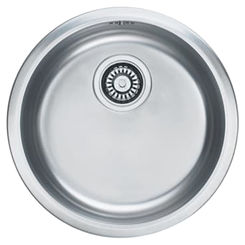 Click here to see Franke RBX-110 Franke RBX-110 Single Bowl Dual Stainless Dual Sink - Stainless