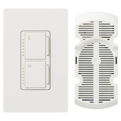 Lutron MA-LFQHW-WH