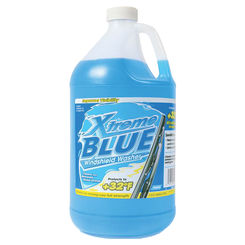 Click here to see Camco 30297 Xtreme Blue Summer Blend 30297 Windshield Washer Fluid, 1 gal, Clear Blue, Liquid