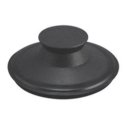 Click here to see Plumb Pak PP820-11 Plumb Pak PP820-11 Garbage Disposal Stopper, For Use With In-Sink-Erator, Black