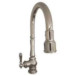 Click here to see Kohler 99259-SN Kohler K-99259-SN Artifacts Pulldown Kitchen Sink Faucet - Polished Nickel