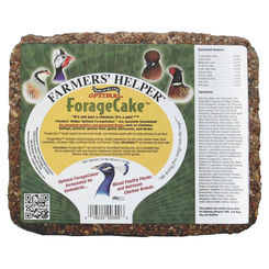 Click here to see C&S Products CS06300 C&S CS06300 Farmers Helper Optimal Forage Cake, 2.5 lb
