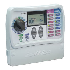 Click here to see Rainbird SST900I Rain Bird SST Indoor Electrical Simple Set Timer, 9 Zone, 120 V