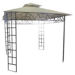 Click here to see Seasonal Trends 65785 Worldwide Sourcing Sarasota Gazebo, 10 ft L x 10 ft W