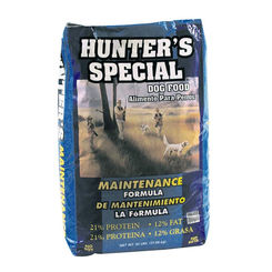 Click here to see Sunshine Mills 10135 Hunter's Special Maintenance Formula 10135 Dog Food, 50 lb, Bag