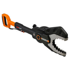Click here to see Worx WG307 Jawsaw WG307 Corded Chain Saw, 120 V, 5 A, 4 in