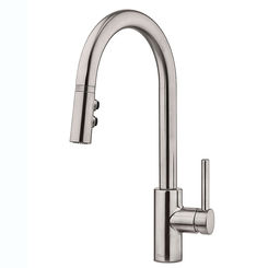 Click here to see Pfister LG529-SAS Pfister LG529-SAS Stainless Steel Stellen One Handle Pulldown Kitchen Faucet