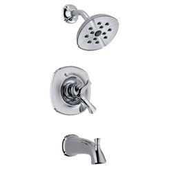 Click here to see Delta T17492 Delta T17492 Addison Monitor 17 Series Tub/Shower Trim - Chrome