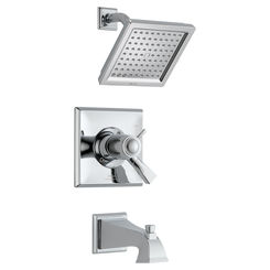 Click here to see Delta T17T451 Delta T17T451 Dryden Tempassure Tub and Shower Trim in Chrome