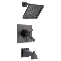 Click here to see Delta T17T451-RB Delta T17T451-RB Dryden TempAssure 17T Series Tub/Shower Trim - Venetian Bronze