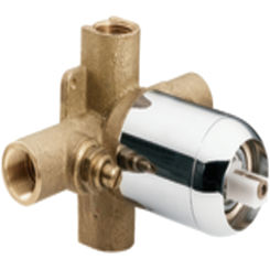 Click here to see Cleveland Faucet 45317 Moen CFG 45317 Rough-in Cycling Valve with Stops