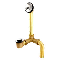 Click here to see Gerber 41-809 Gerber 41-809 Gerber Classics Brass Pop-Up Drain with Pre-Set Adjustable Linkage