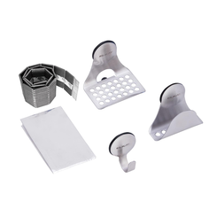 Click here to see Elkay LKSMHSL Elkay LKSMHSL Sinkmate Kit w/ Hook, Sponge Holder and Ledge