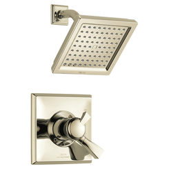Click here to see Delta T17251-PN-WE Delta T17251-PN-WE Polished Nickel Monitor Shower Trim Only