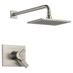 Click here to see Delta T17253-SS-WE Delta T17253-SS-WE Vero Stainless Steel Monitor Shower Trim Only