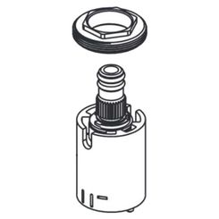 Click here to see Brizo RP90022 Brizo RP90022 Bonnet Nut and Valve Cartridge
