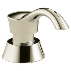 Click here to see Delta RP50781PN Delta RP50781PN Polished Nickel Soap/Lotion Dispenser