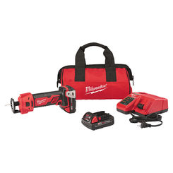 Click here to see Milwaukee 2627-22 Milwaukee 2627-22 M18 Cut  Out Tool Kit