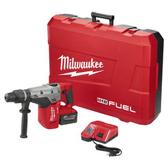 Click here to see Milwaukee 2717-21HD Milwaukee 2717-21HD M18 Fuel 1-9/16in SDS Max Hammer Drill Kit