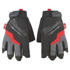 Click here to see Milwaukee 48-22-8742 Milwaukee 48-22-8742 Fingerless Work Gloves, Large