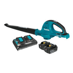 Click here to see Makita XBU01PM Makita XBU01PM 18V X2 (36V) LXT Lithium-Ion Cordless Blower Kit (4.0Ah)