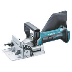 Click here to see Makita XJP03Z Makita XJP03Z 18V LXT Lithium-Ion Cordless Plate Joiner, Tool Only