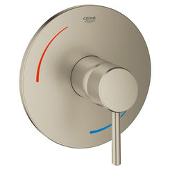 Click here to see Grohe 29100EN1 Grohe 29100EN1 Concetto Pressure Balance Valve Trim, Brushed Nickel