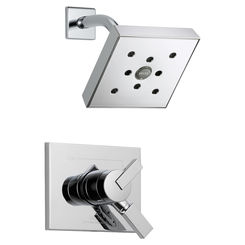 Click here to see Delta T17253-H2O Delta T17253-H2O Vero Monitor 17 Series H2Okinetic Shower Trim - Chrome