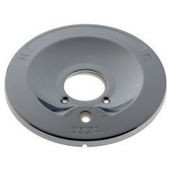 Click here to see Delta RP6046 Delta RP6046 Delta Escutcheon - 600 Series (Chrome)