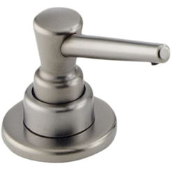 Click here to see Delta RP1001SS Delta RP1001SS Stainless Classic Soap and Lotion Dispenser